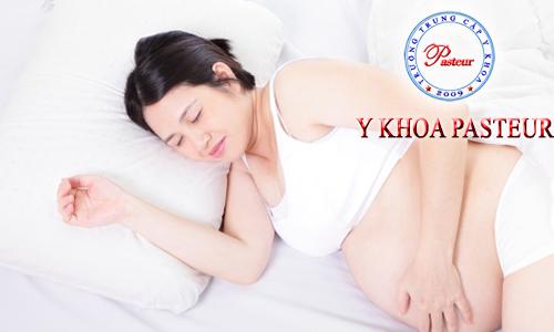 Mẹ bầu mang thai ngủ bao nhiêu là đủ