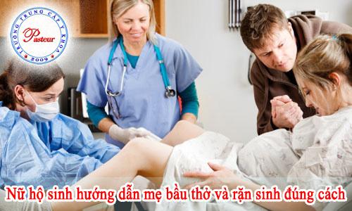 nu-ho-sinh-huong-dan-me-tho-va-ran-khi-sinh-dung-cach