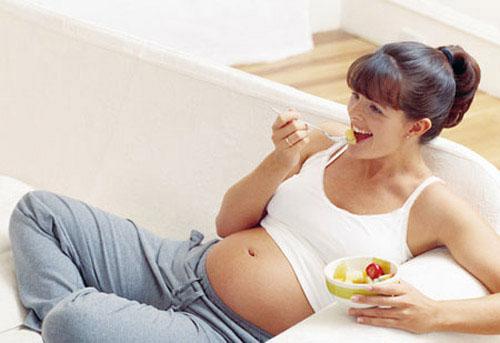 Những điều kiêng cữ khi mang thai 3 tháng cuối
