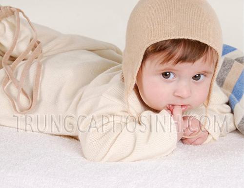 Những vị trí Nữ hộ sinh khuyên mẹ nên giữ ấm cho trẻ mùa nóng