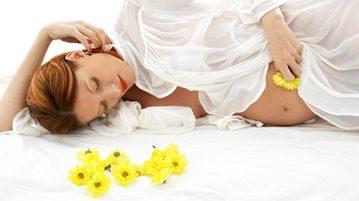Các liệu pháp tự nhiên trị rạn da khi mang thai an toàn