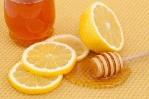 Chanh mật ong trước khi ăn để giảm cân hiệu quả