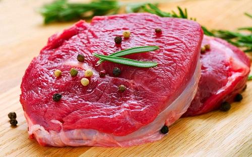 Giảm cân từ thịt bò nhanh chóng