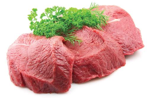 Khám phá công thức giảm cân thần kì từ thịt bò