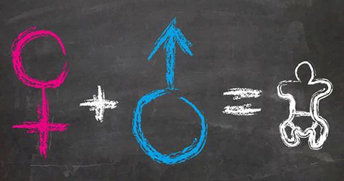 Dạy trẻ các kiến thức cần biết về giới tính