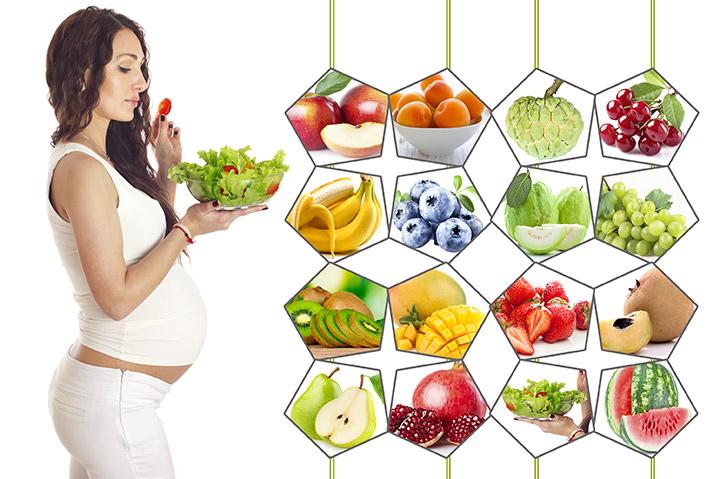 Thực phẩm dành cho phụ nữ mang thai tháng đầu tiên