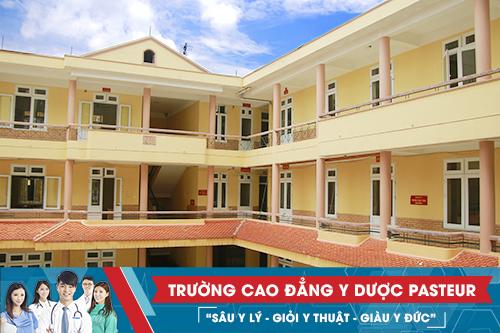 Trường Cao đẳng Y Dược Pasteur là địa chỉ đào tạo Y Dược được Bộ Y tế đánh giá cao