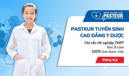 Trường Cao đẳng Y Dược Pasteur đào tạo chất lượng