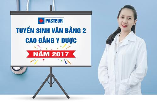 Trường Cao đẳng Y dược Pasteur Đà Nẵng liên tục tuyển sinh