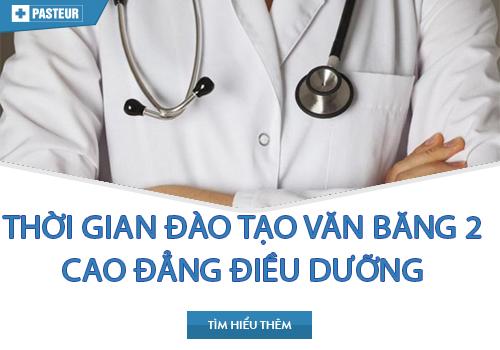 Trường Cao đẳng Y dược Pasteur đào tạo ngành Y dược uy tín, chất lượng tốt