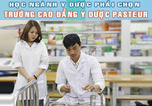 Thời gian liên thông Cao đẳng Dược - Cao đẳng Y Dược Pasteur