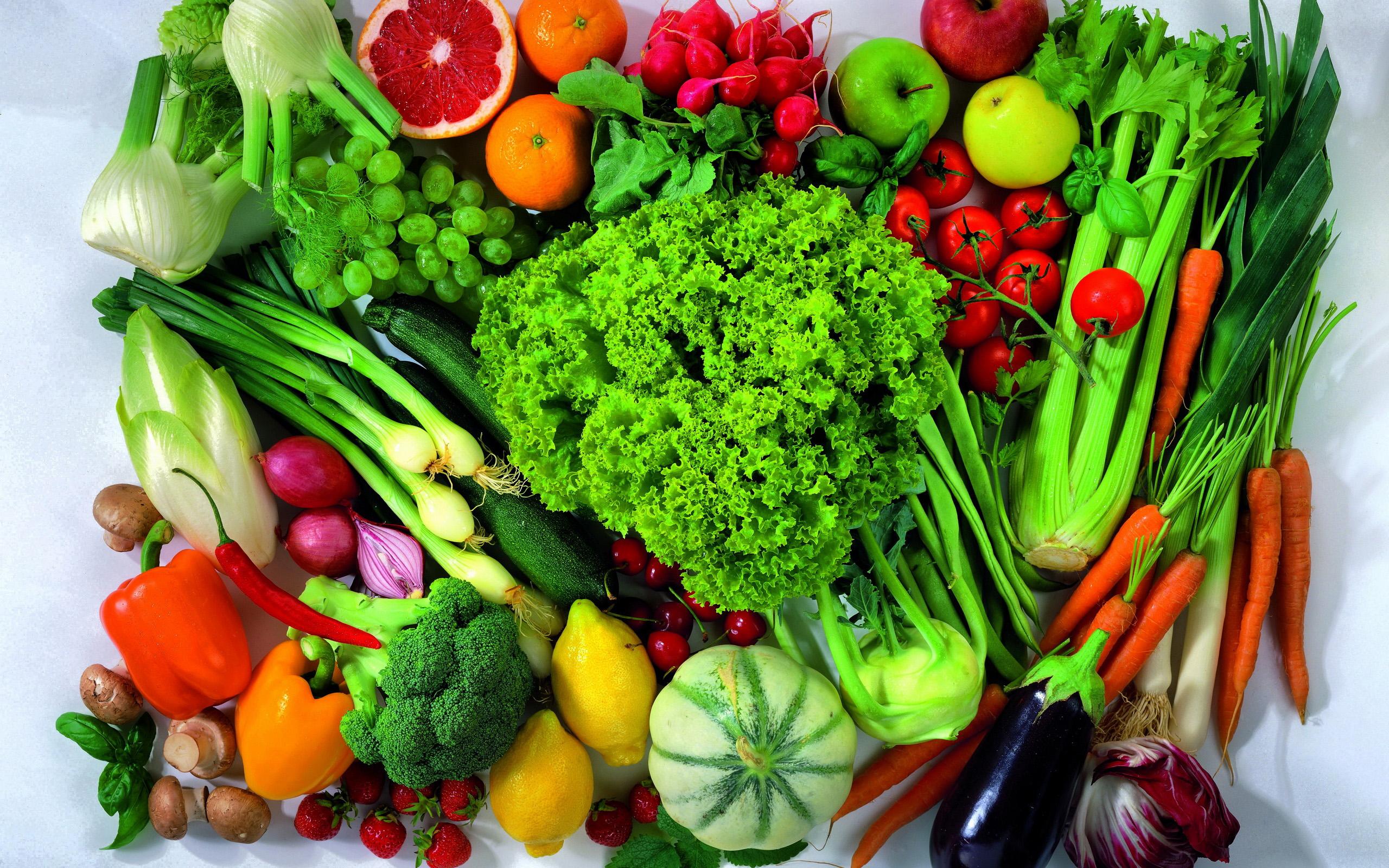 Bổ sung nhiều rau