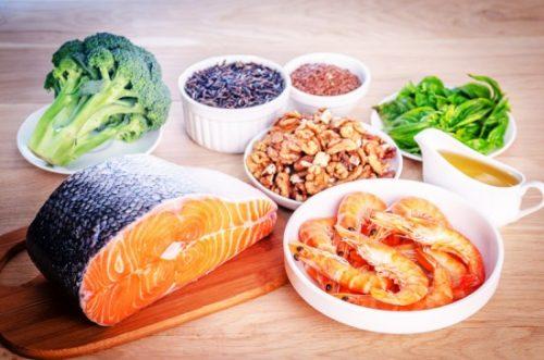 Bổ sung omega-3 và axit folic trong thai kì để giúp não bộ thai nhi khỏe mạnh