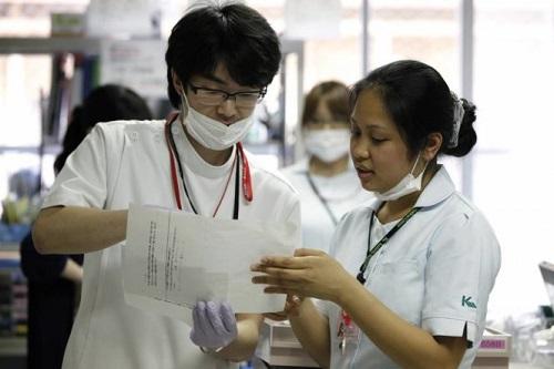 Giỏi tiếng Anh là điều kiện thuận lợi để sinh viên ngành Điều dưỡng học tập tốt