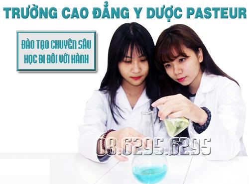 Học Văn bằng 2 Cao đẳng Dược chất lượng tại Trường Cao đẳng Y dược Pasteur