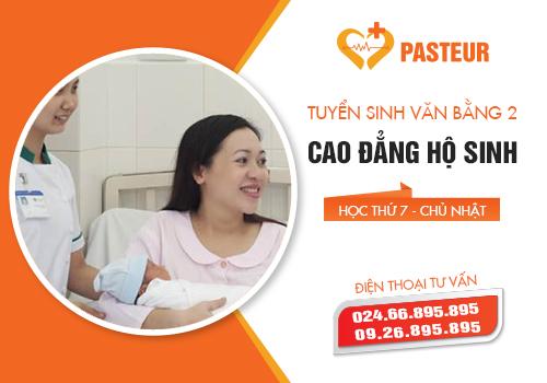 Địa chỉ tuyển sinh văn bằng 2 Cao đẳng Hộ sinh tại Hà Nội