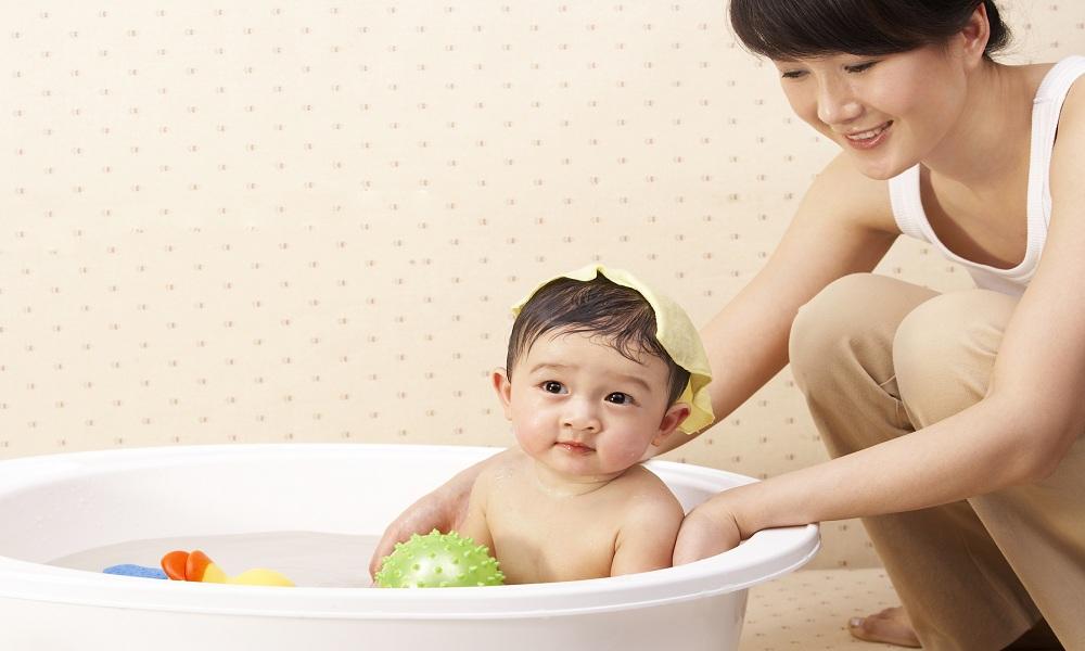 Những thời điểm không nên tắm cho trẻ nhỏ các mẹ cần lưu ý
