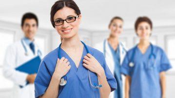 100% sinh viên Cao đẳng Điều dưỡng có việc làm ngay sau ra trường