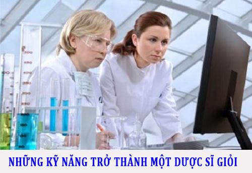 Dược sĩ và ngành học Cao đẳng Dược