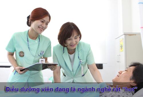 Cao đẳng Y Dược Pasteur tuyển sinh Cao đẳng Điều dưỡng