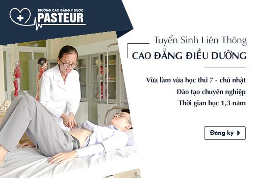 Địa chỉ học liên thông Cao đẳng Điều dưỡng năm 2018 tại Hà Nội.