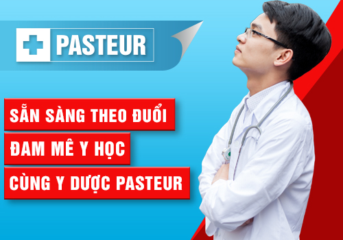 Theo đuổi đam mê Y học cùng Trường Cao đẳng Y Dược Pasteur