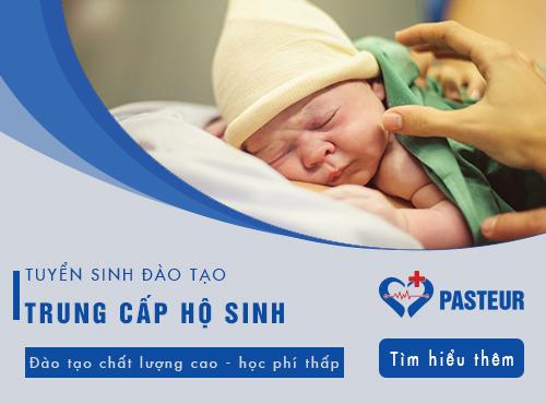 Tuyển sinh Trung cấp Hộ sinh Hà Nội năm 2018