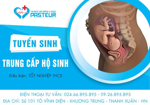 Hà Nội thông báo thời gian đào tạo Trung cấp ngành Hộ sinh năm 2018
