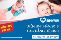 Truong-cao-dang-y-duoc-pasteur-truyen-sinh-cao-dang-ho-sinh-nam-2018-mien-100%-hoc-phi