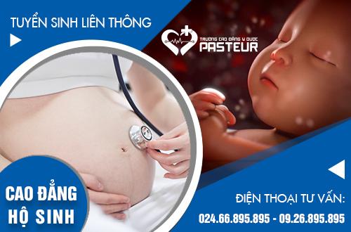 Trường Cao đẳng Y Dược Pasteur thông báo tuyển sinh Liên thông Cao đẳng Hộ sinh