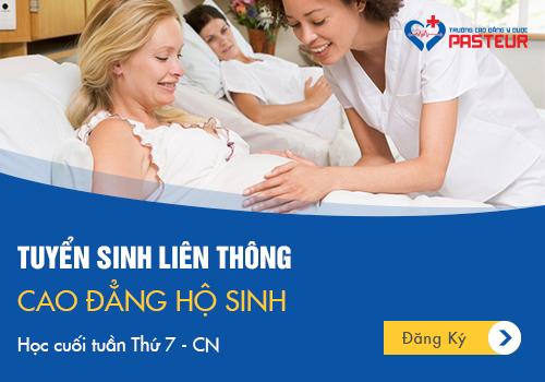 Hà Nội thông báo những đối tượng có thể Liên thông Cao đẳng Hộ sinh năm 2018