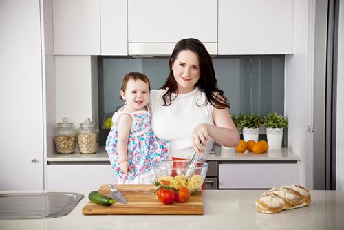 Dựa vào thể chất lựa chọn thức ăn cho phụ nữ sau sinh