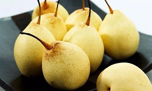 Mẹ bầu cần lưu ý gì khi ăn quả lê trong thai kì ?