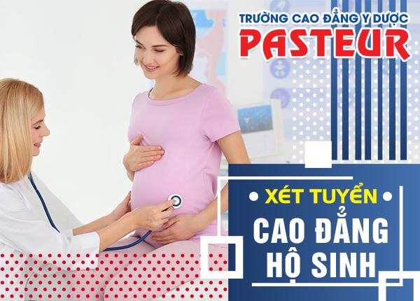 Xét tuyển Cao đẳng Hộ sinh tại Hà Nội năm 2019