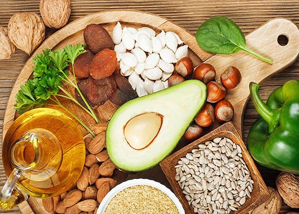 Vitamin E có là loại hợp chất có nhiều trong thực phẩm hàng ngày