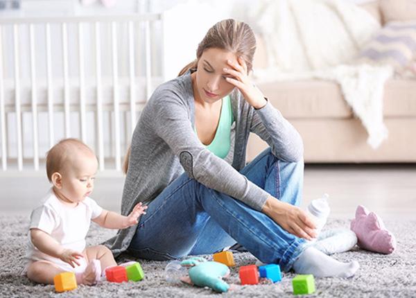 Trầm cảm sau sinh là nỗi ám ảnh kinh hoàng của nhiều chị em phụ nữ